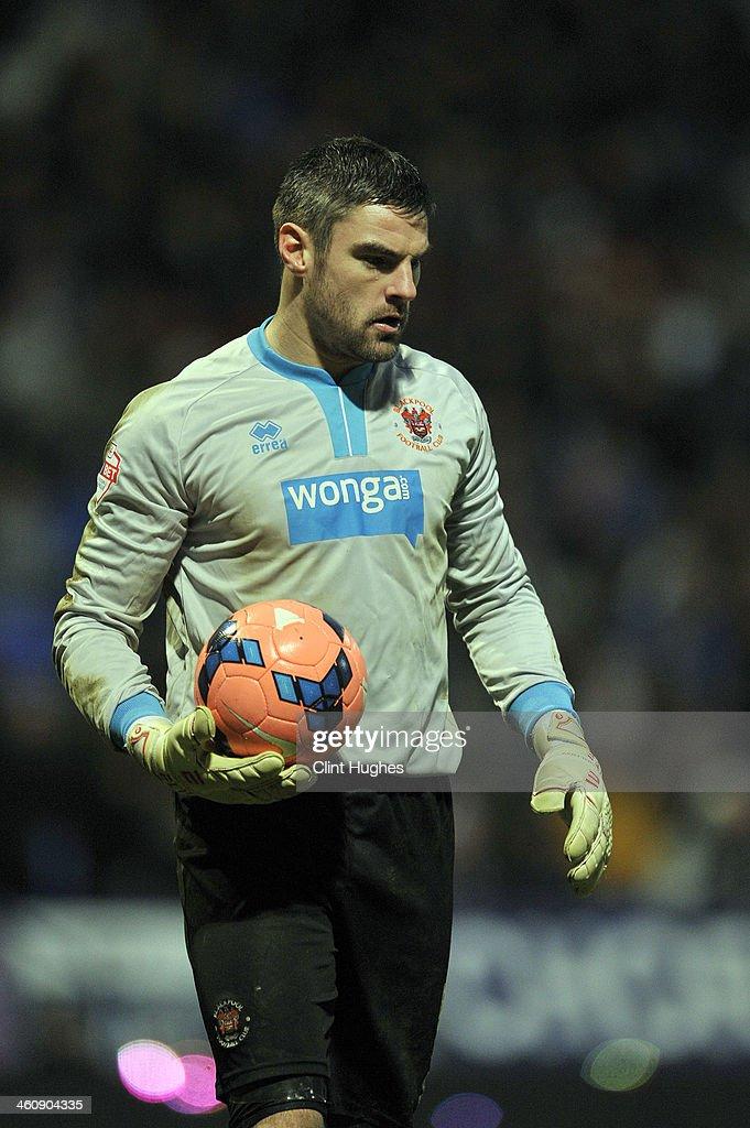 Bolton Wanderers v Blackpool - FA Cup Third Round : News Photo