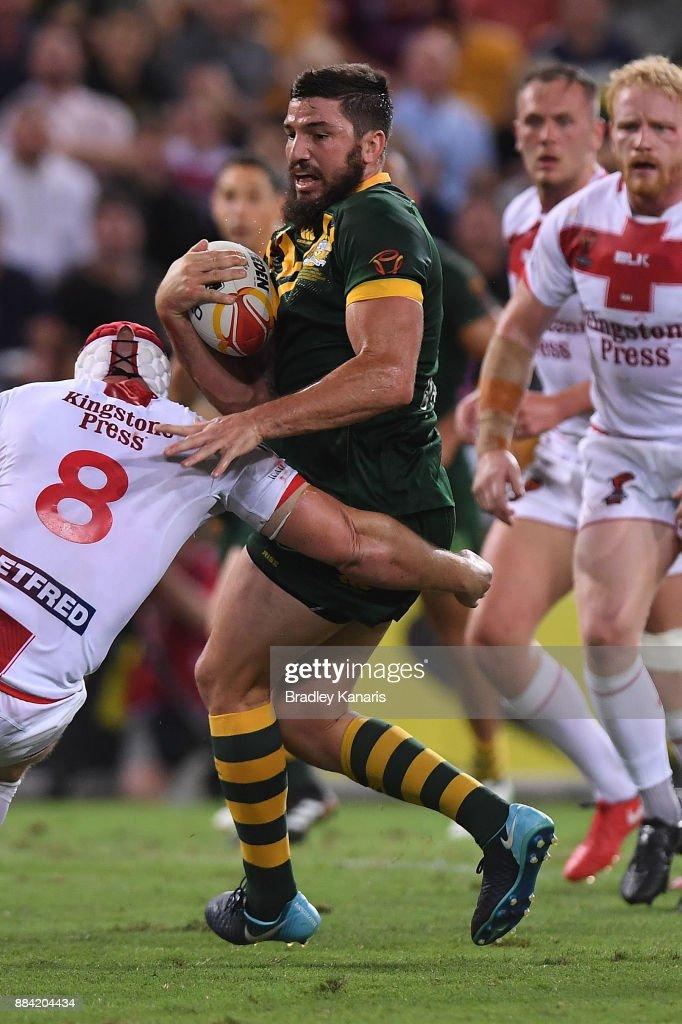 2017 Rugby League World Cup Final - Australia v England : News Photo