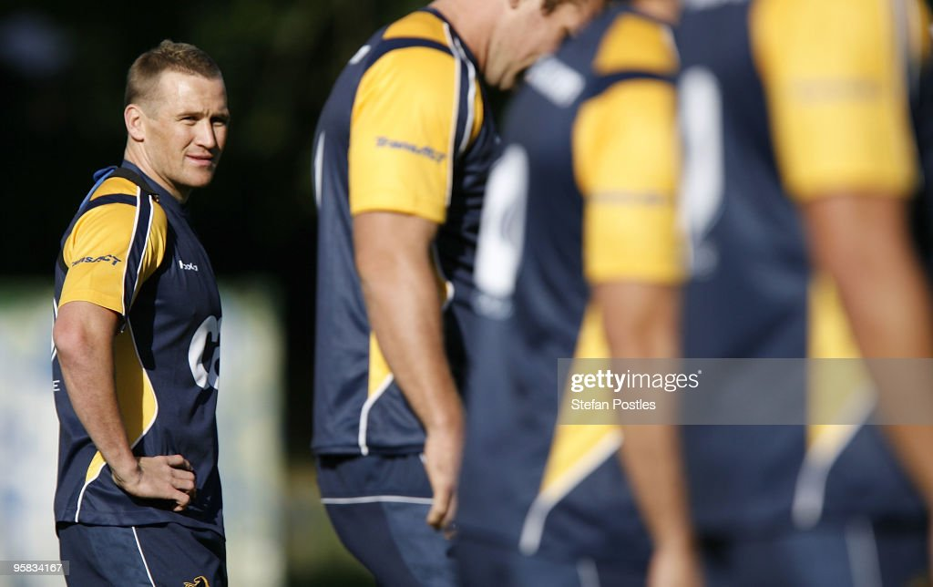 Brumbies Training Session