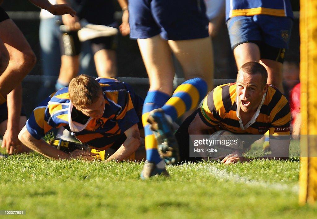 NSW Suburban Rugby Union Rd 17 - Balmain v Epping