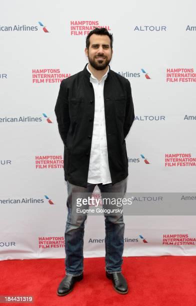 Matt Goldman attends the 21st Annual Hamptons International Film Festival on October 12, 2013 in East Hampton, New York.