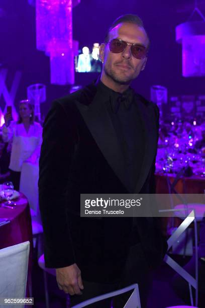 Matt Goss attends the 22nd annual Keep Memory Alive 'Power of Love Gala' benefit for the Cleveland Clinic Lou Ruvo Center for Brain Health at MGM...