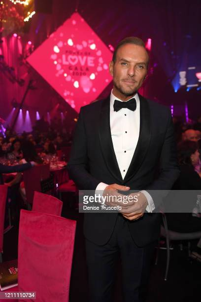 Matt Goss attends the 24th annual Keep Memory Alive 'Power of Love Gala' benefit for the Cleveland Clinic Lou Ruvo Center for Brain Health at MGM...