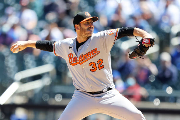 NY: Baltimore Orioles v New York Mets