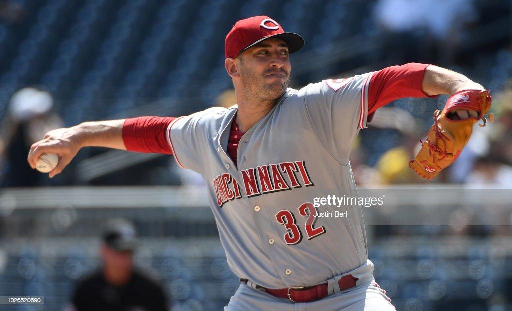 Cincinnati Reds v Pittsburgh Pirates : ニュース写真