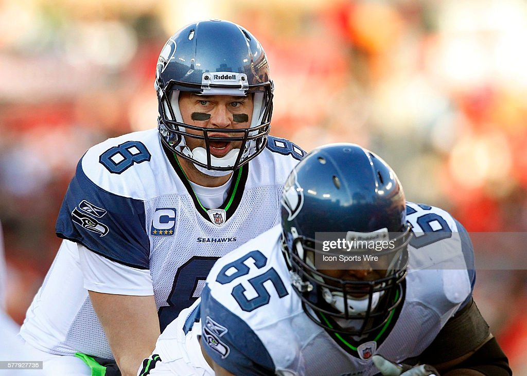 NFL: DEC 26 Seahawks at Buccaneers : News Photo