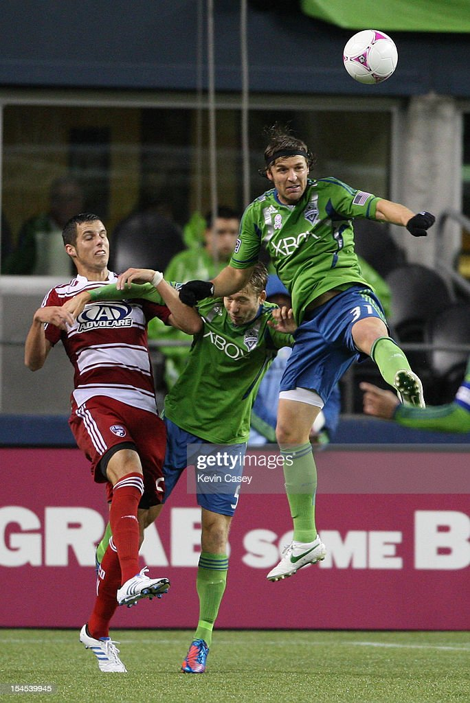 FC Dallas v Seattle Sounders