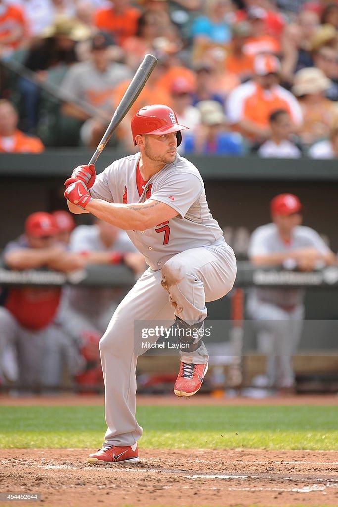 St Louis Cardinals v Baltimore Orioles : News Photo