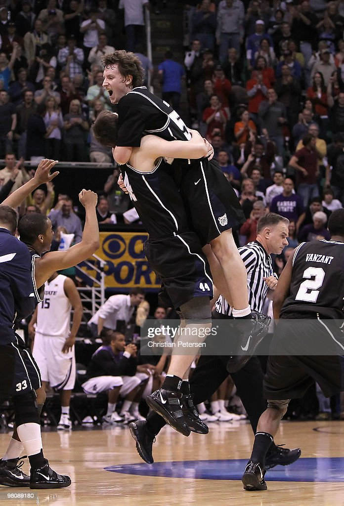 NCAA Basketball Tournament - West Regional - Salt Lake