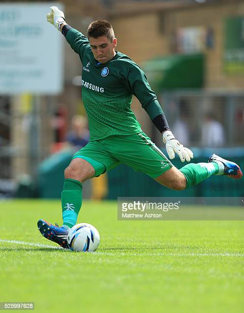 Matt Ingram of Wycombe Wanderers