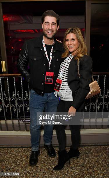 Matt Johnson and Zoe Hardman joined a host of famous faces at the first of the War Child BRITs Week together with O2 gigs featuring Jessie Ware to...