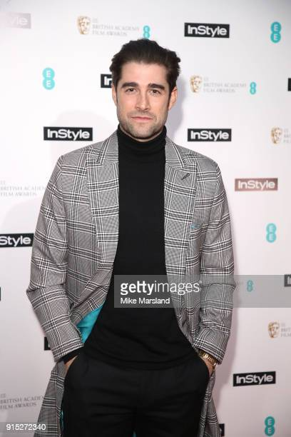 Matt Johnson attends the EE InStyle Party held at Granary Square Brasserie on February 6 2018 in London England