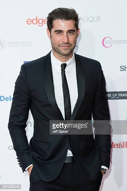 Matt Johnson attends the Fragrance Foundation Awards at The Brewery on May 12 2016 in London England