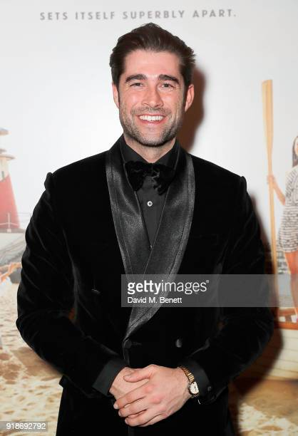Matt Johnson attends the Newport Beach Film Festival UK Honours in association with Visit Newport Beach at The Rosewood Hotel on February 15 2018 in...