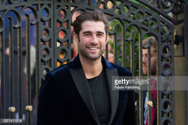 Matt Johnson attends the UK film premiere of 'The House with a Clock in Its Walls' at Westfield, White City in London. September 05, 2018 in London,...