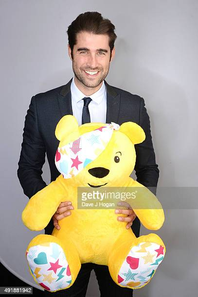 Matt Johnson supports BBC Children in Need at One Big Night at SSE Arena Wembley on October 8 2015 in London England