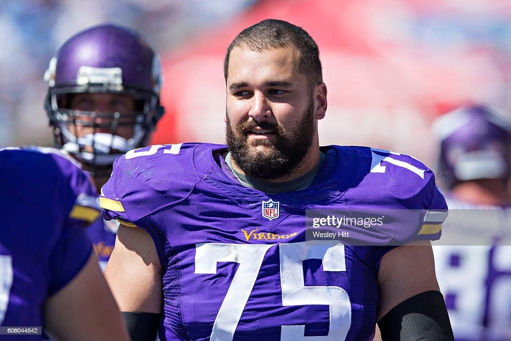 Minnesota Vikings v Tennessee Titans : News Photo