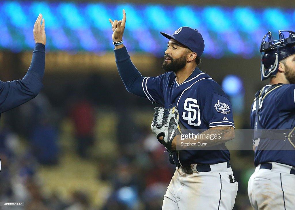 San Diego Padres v Los Angeles Dodgers : News Photo