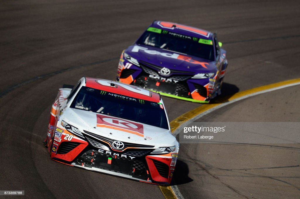 Monster Energy NASCAR Cup Series Can-Am 500 : News Photo