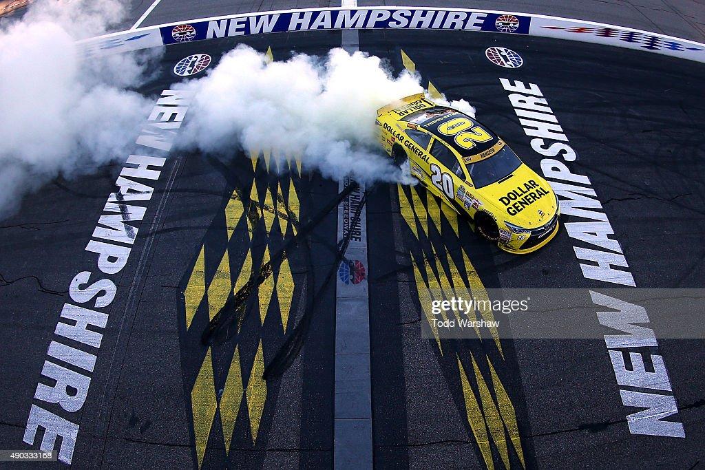 NASCAR Sprint Cup Series SYLVANIA 300