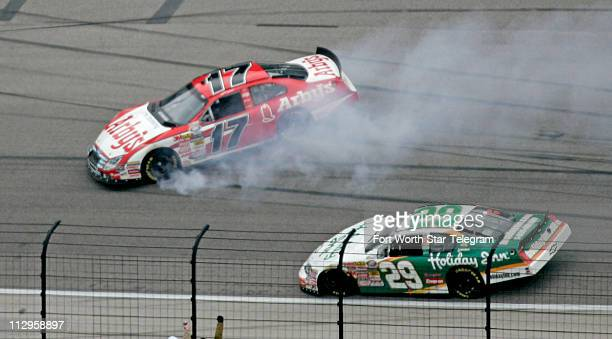 Busch Series Oreilly 300 April 14 2007 Stock Photos And Pictures