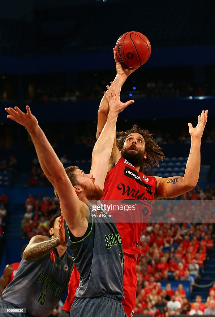 NBL Rd 5 - Perth v Townsville
