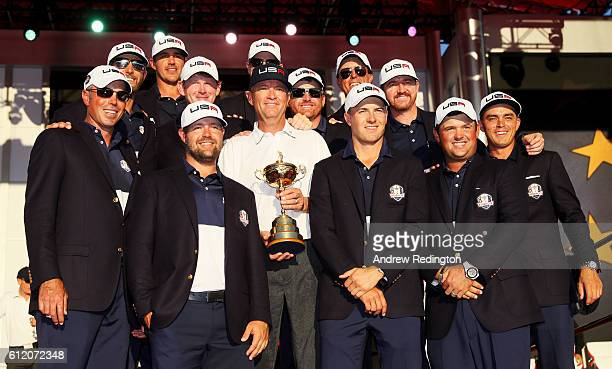Matt Kuchar Dustin Johnson Brandt Snedeker Ryan Moore Davis Love III Brooks Koepka Zach Johnson JB Holmes Jordan Spieth Phil Mickelson Jimmy Walker...