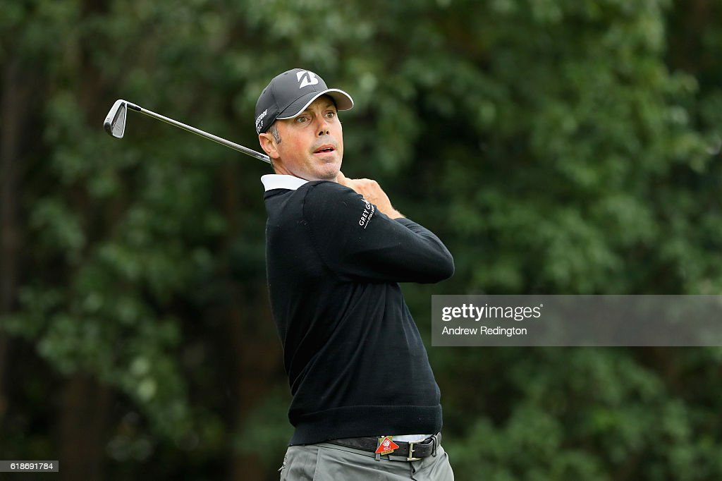 WGC - HSBC Champions: Day Two : News Photo