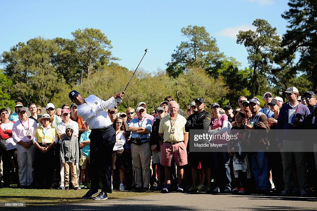 RBC Heritage - Final Round : News Photo