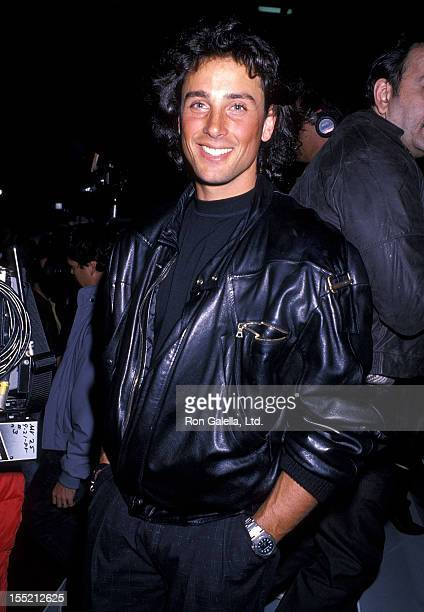 Matt Lattanzi attends the 61st Annual Academy Awards Rehearsals for the BreakOut Super Stars of Tomorrow Musical Number on March 27 1989 at Shrine...