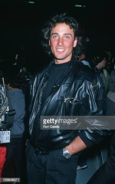 Matt Lattanzi during 61st Annual Pre Oscar Party - February 27, 1989 at Shrine Auditorium in Los Angeles, California, United States.