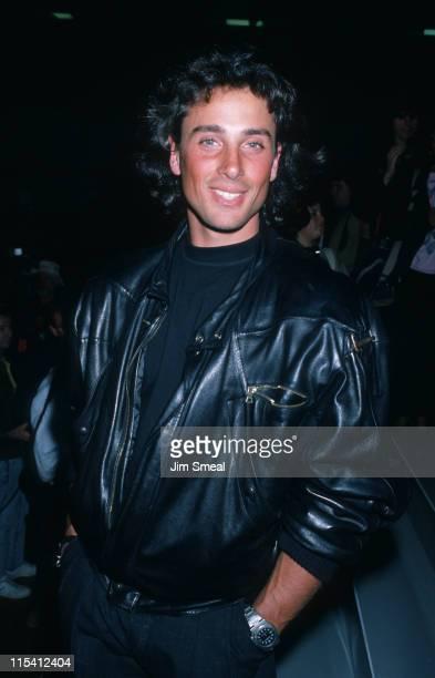 Matt Lattanzi during Pre-Oscar Party at Shrine Auditorium - March 27, 1987 at Shrine Auditorium in Los Angeles, California, United States.