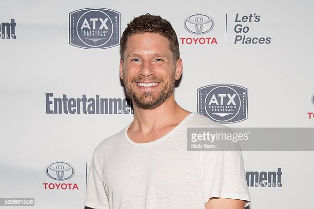 Matt Lauria attends the Ugly Betty Reunion After Party presented with Entertainment Weekly sponsored by Toyota at the ATX Television Festival in...