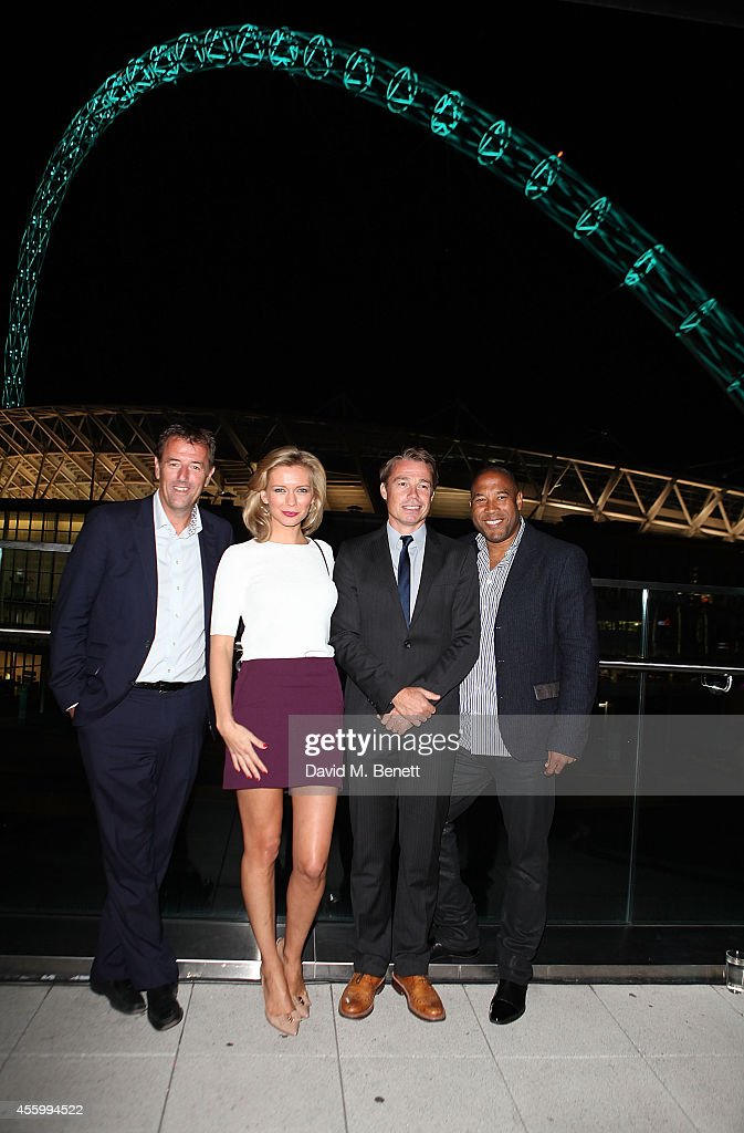 Wembley Connected By EE Light Up The Night