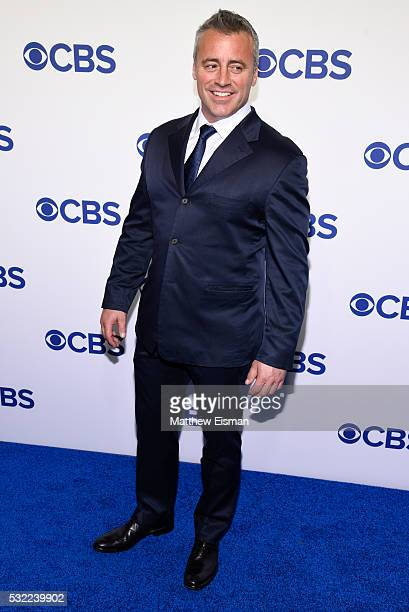 Matt LeBlanc attends 2016 CBS Upfront at The Plaza on May 18 2016 in New York City