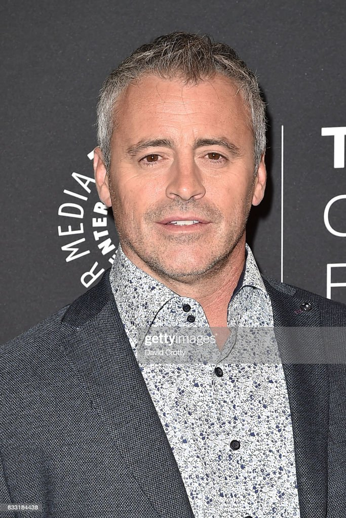 Matt LeBlanc attends the 2017 PaleyLive LA Summer Season - Premiere Screening And Conversation For Showtime's 'Episodes' at The Paley Center for Media on August 16, 2017 in Beverly Hills, California.