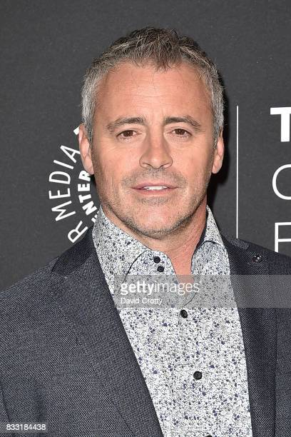 Matt LeBlanc attends the 2017 PaleyLive LA Summer Season Premiere Screening And Conversation For Showtime's 'Episodes' at The Paley Center for Media...