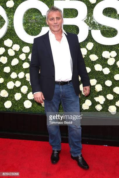 Matt LeBlanc attends the 2017 Summer TCA Tour CBS Television Studios' Summer Soiree at CBS Studios Radford on August 1 2017 in Studio City California
