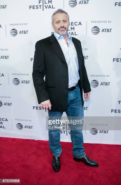 Matt LeBlanc attends the screening of 'Episodes' at the 2017 Tribeca Film Festival at SVA Theatre on April 30 2017 in New York City