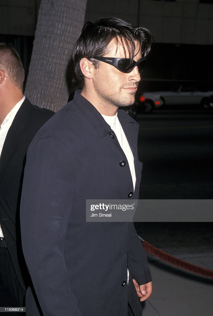 matt leblanc during courage under fire los angeles premiere at the
