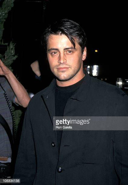 Matt LeBlanc during Premiere of 'Stealing Beauty' at Sony 19th Street Theater in New York City New York United States