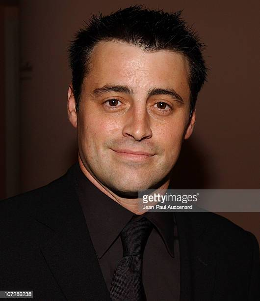 Matt LeBlanc during The Museum of Television and Radio Honors CBS News's Dan Rather and Friends Producing Team Inside at Beverly Hills Hotel in...