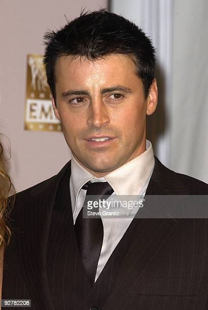 "Matt Leblanc of ""Friends"" which won for Best Comedy Series at the 54th Annual Emmy Awards"