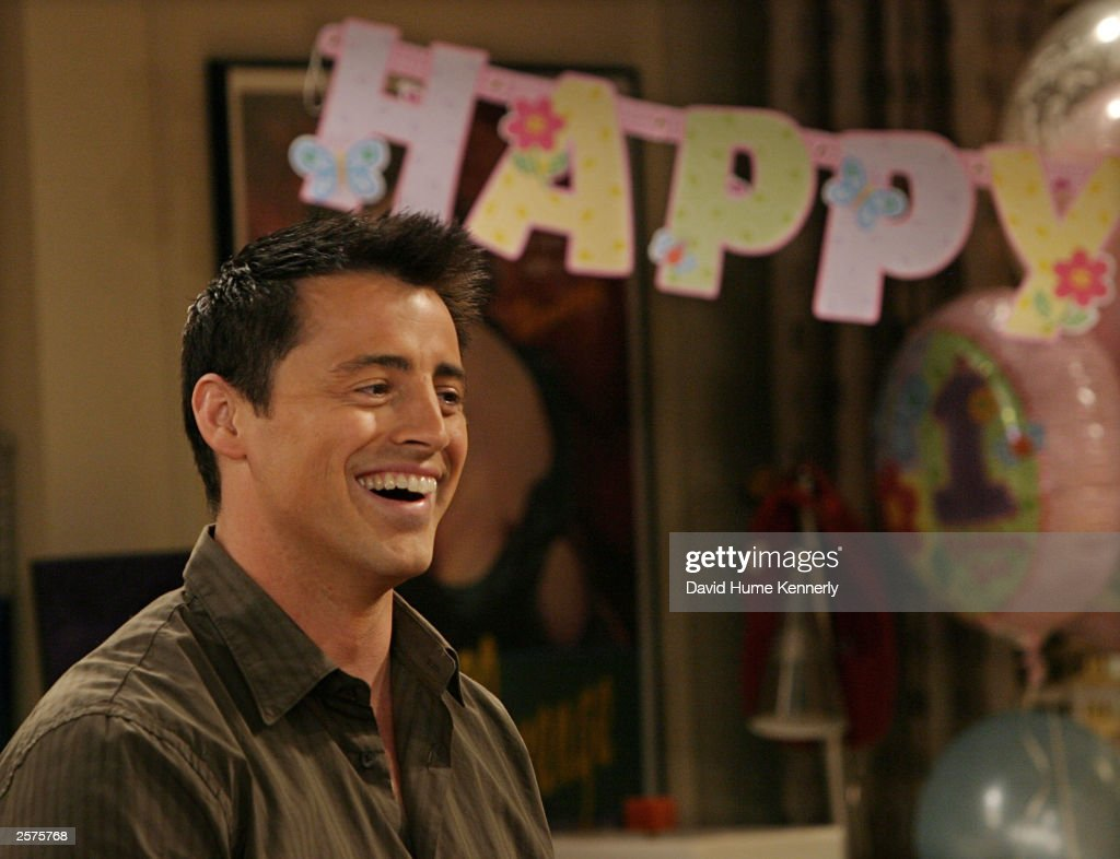 The Final Days Of 'Friends' : News Photo
