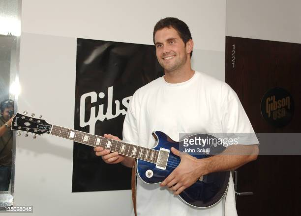 Matt Leinart at Gibson during ESPY Style Lounge Day 1 at Mondrian Hotel in Los Angeles California United States