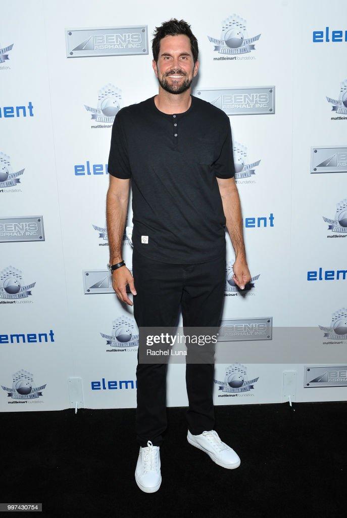 "Matt Leinart Foundation's 12th Annual ""Celebrity Bowl"" - Arrivals"