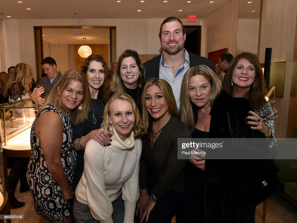 Matt Light And Guests Attend The David Yurman Boston Store Event To Support  The Matt Light