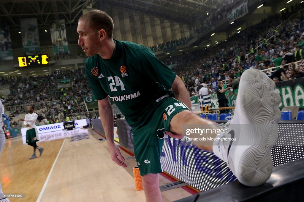 Panathinaikos Superfoods Athens v Real Madrid - Turkish Airlines Euroleague Play off Game Two