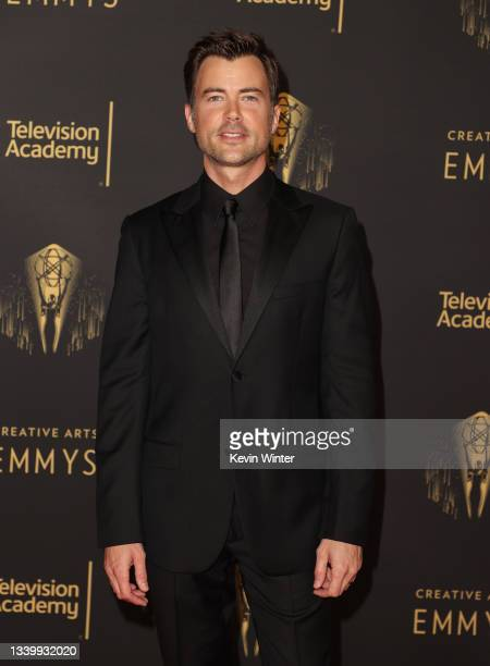 Matt Long attends the 2021 Creative Arts Emmys at Microsoft Theater on September 12, 2021 in Los Angeles, California.