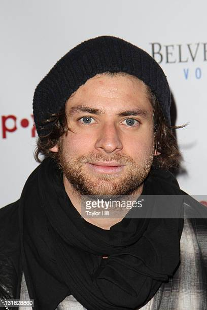 Matt Lowell attends the Rock Roll Circus under the Big Apple Circus tent at Lincoln Center on January 4 2011 in New York City